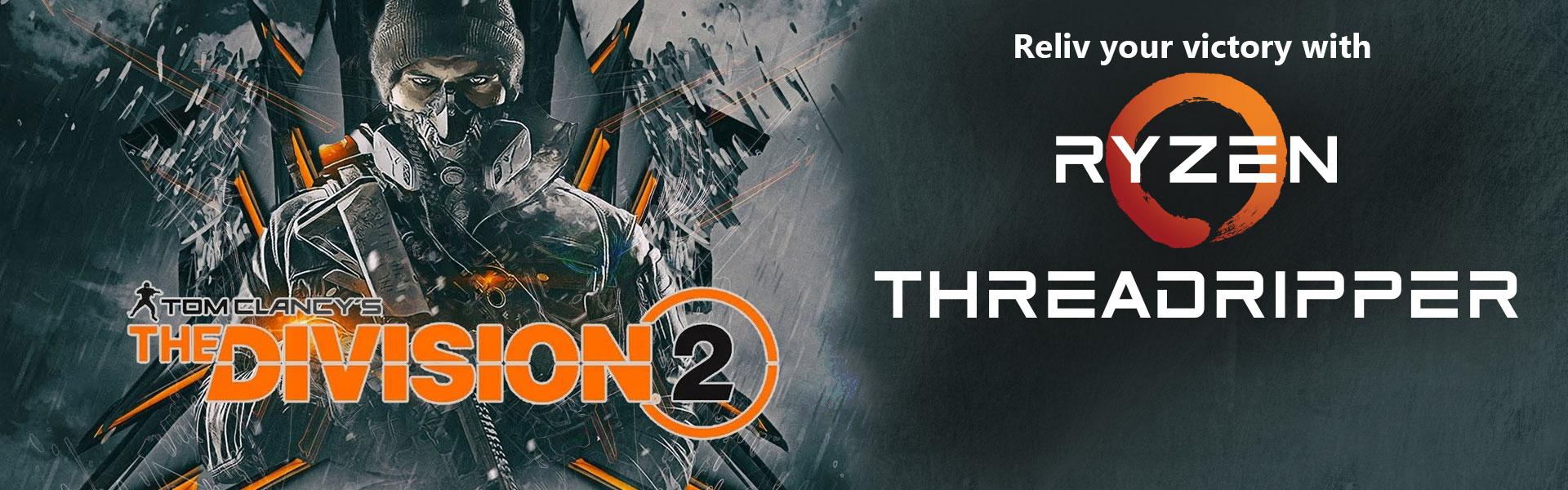 AMD Ryzen Threadripper - Gaming PCs - ConsolekillerPc