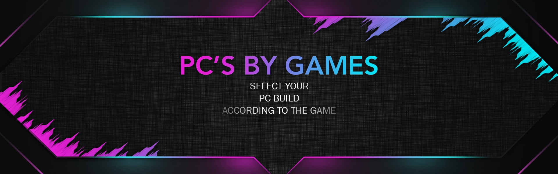 PCs by Game