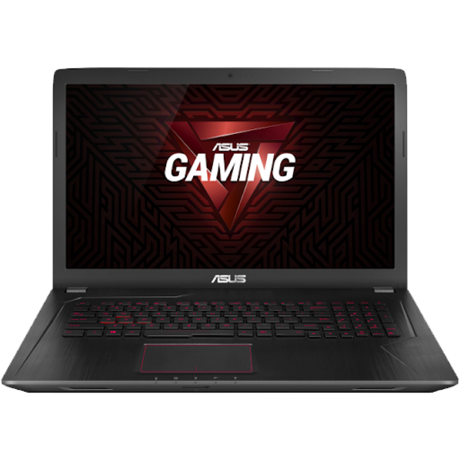 "Refurbished Asus ROG FX553VD/i7-7700HQ/8GB RAM/1TB HDD+128GB SSD/15.6""/GTX 1050/Windows 10/B"