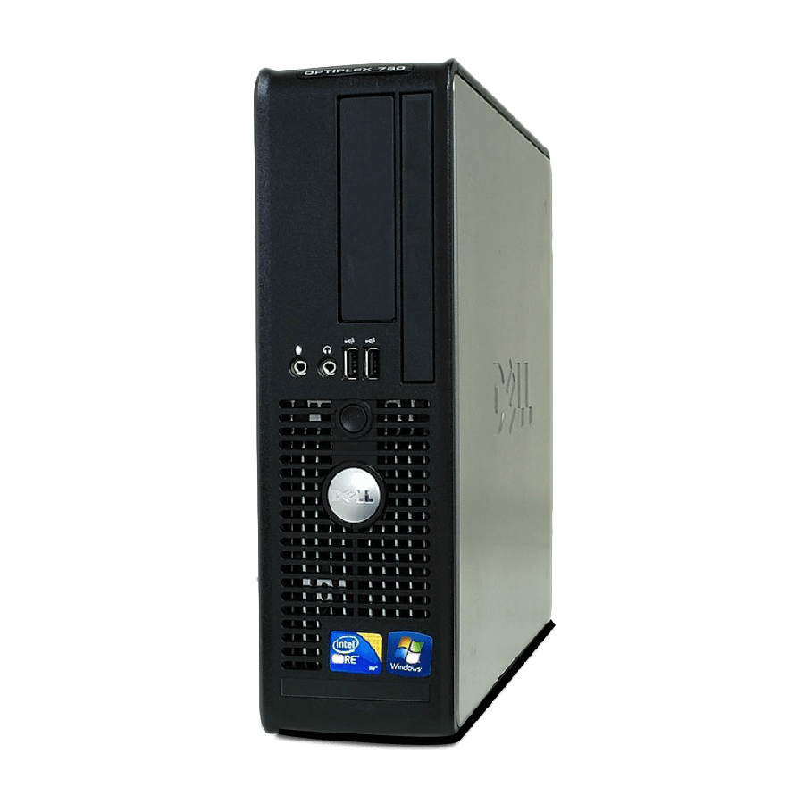 Refurbisheed Dell 780/E5300/4GB Ram/160GB HDD/DVD-RW/Windows 10/B