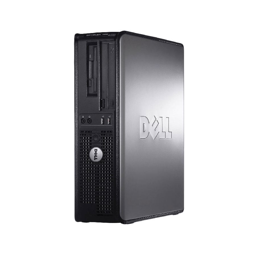 Refurbished Dell OptiPlex 760/E7400/2GB RAM/80GB HDD/DVD-RW/Windows 10/B