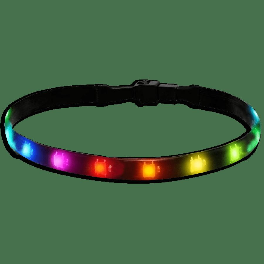 Akasa Vegas MB RGB LED Light Strip, 60CM, 12V, Molex 4-Pin, Magnetic Backing, Aura Sync Compatible