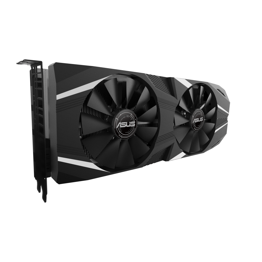 Asus RTX2060 DUAL Advanced, 6GB DDR6, DVI, 2 HDMI, 2 DP, 1725MHz Clock
