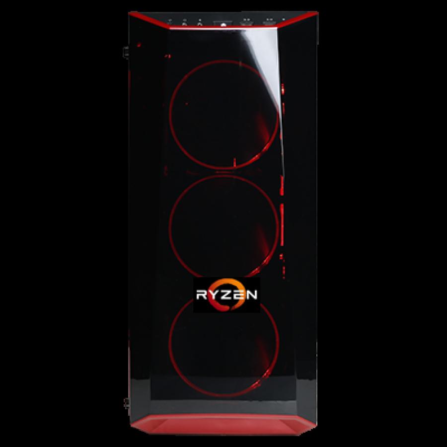 CK Ryzen Quad Core Gaming PC