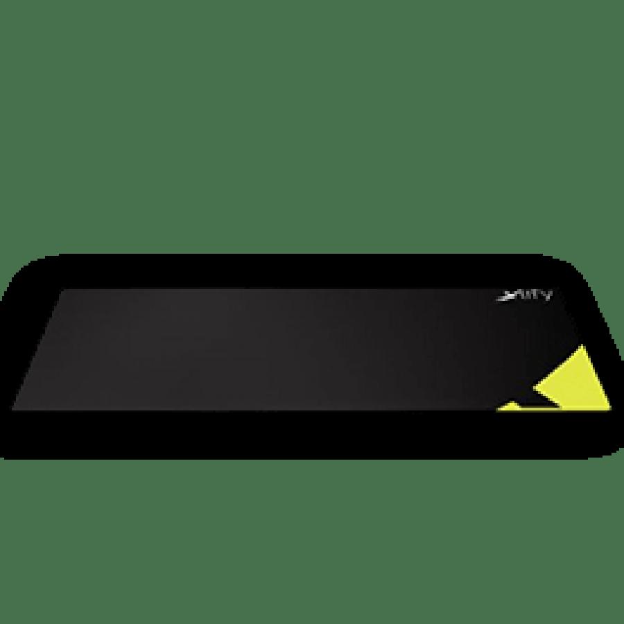 Xtrfy XGP1 Extra Large Gaming Mouse Pad - Black & Yellow