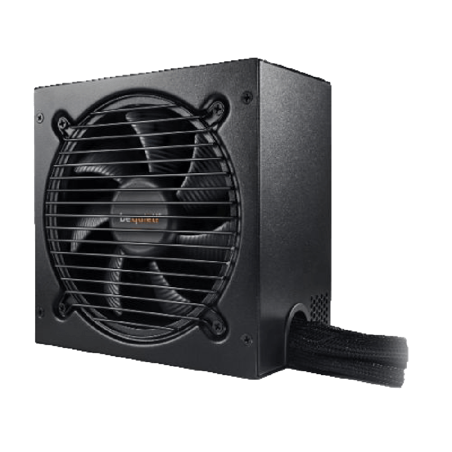 Be Quiet! 350W Pure Power 11 PSU, Fully Wired, Rifle Bearing Fan, 80+ Bronze, Cont. Power