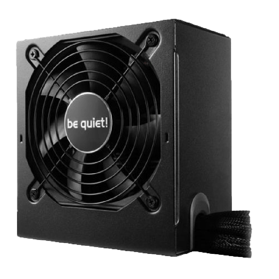 Be Quiet! 500W Pure Power 11 PSU, Fully Wired, Rifle Bearing Fan, 80+ Gold, Cont. Power