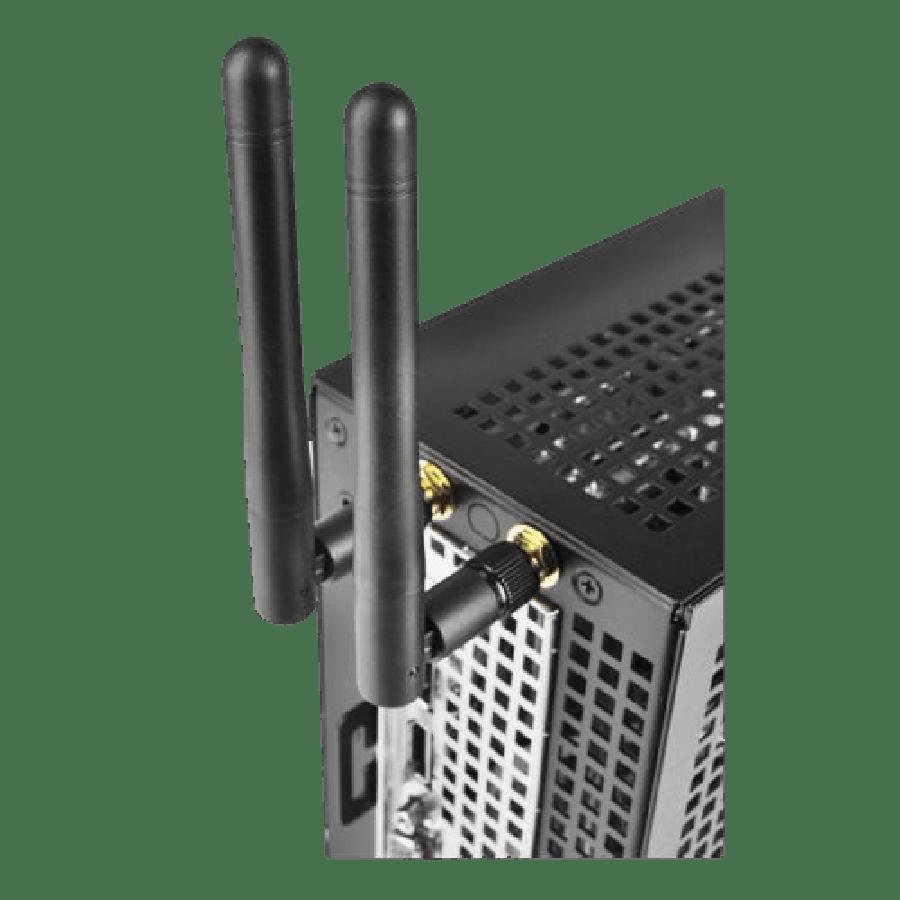 Asrock WiFi Kit for the DeskMini Mini-STX Chassis,  2 x Antennas