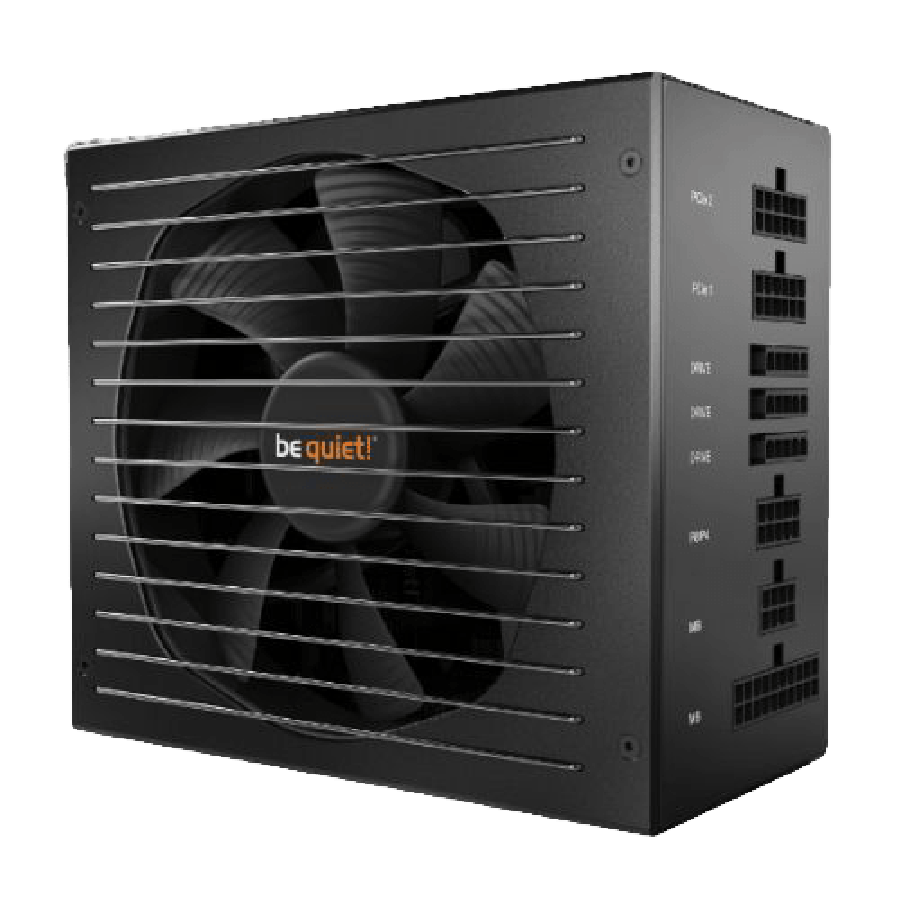 Be Quiet! 750W Straight Power 11 PSU, Fully Modular, Fluid Dynamic Fan, SLI/XFire, 80+ Gold