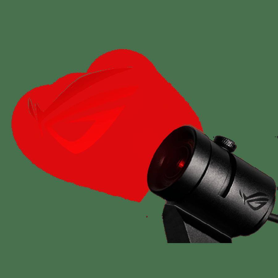 Asus ROG Spotlight USB Logo Projector, Aura Sync, RGB 5050 LED, 360-Degree, 5V