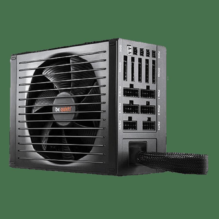 Be Quiet! 650W Dark Power Pro 11 PSU, Semi Modular, Fluid Dynamic Fan, 80+ Platinum, SLI/XFire, OC Key