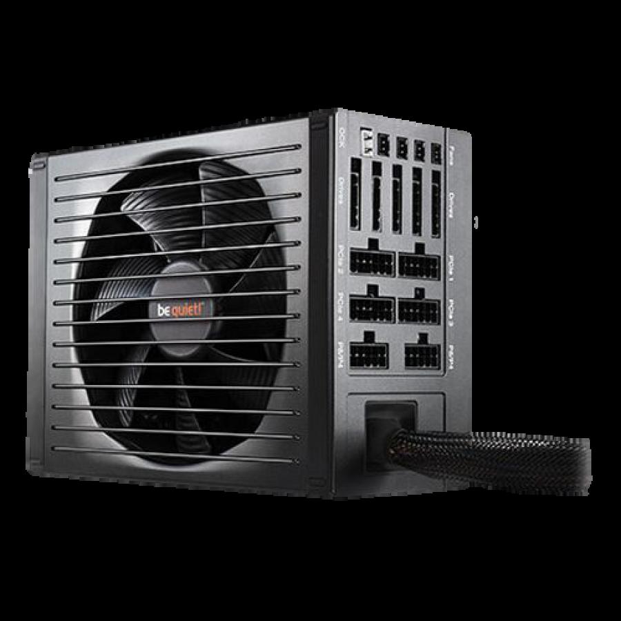 Be Quiet! 550W Dark Power Pro 11 PSU, Semi-Modular, Fluid Dynamic Fan, 80+ Platinum, SLI/XFire, OC Key