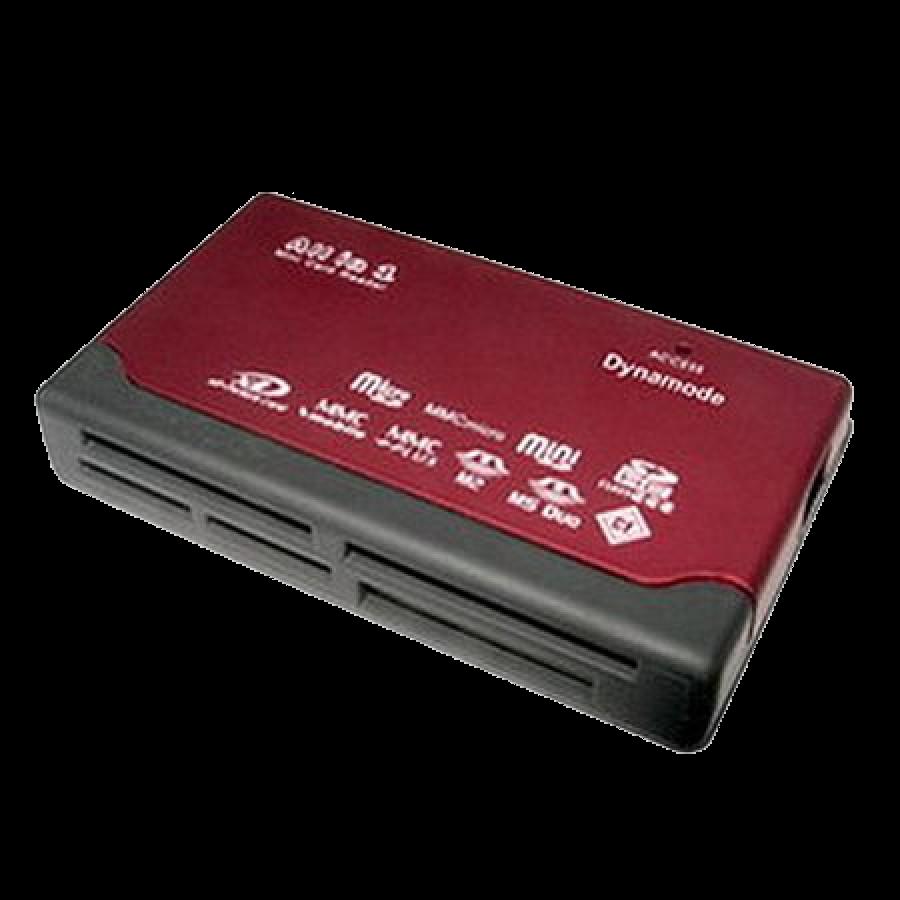 Dynamode (USB-CR-6P) External Multi Card Reader, 6 Slot, USB Powered
