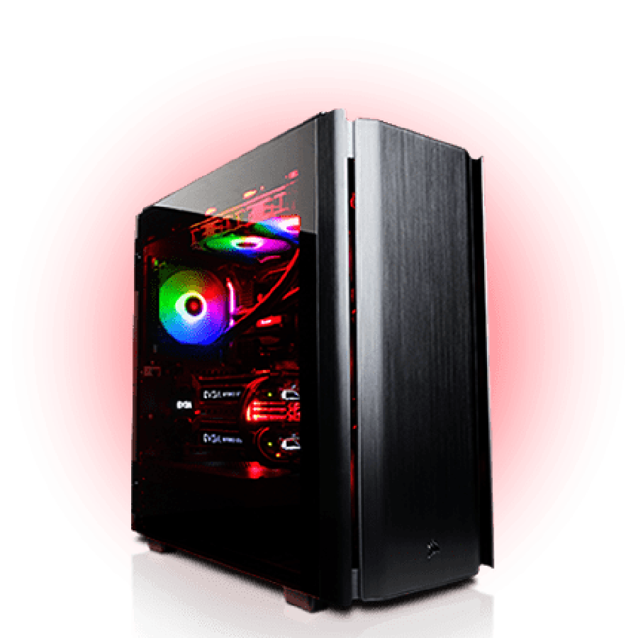 CK - AMD Ryzen 5 2600X, Radeon RX 590 Gaming PC