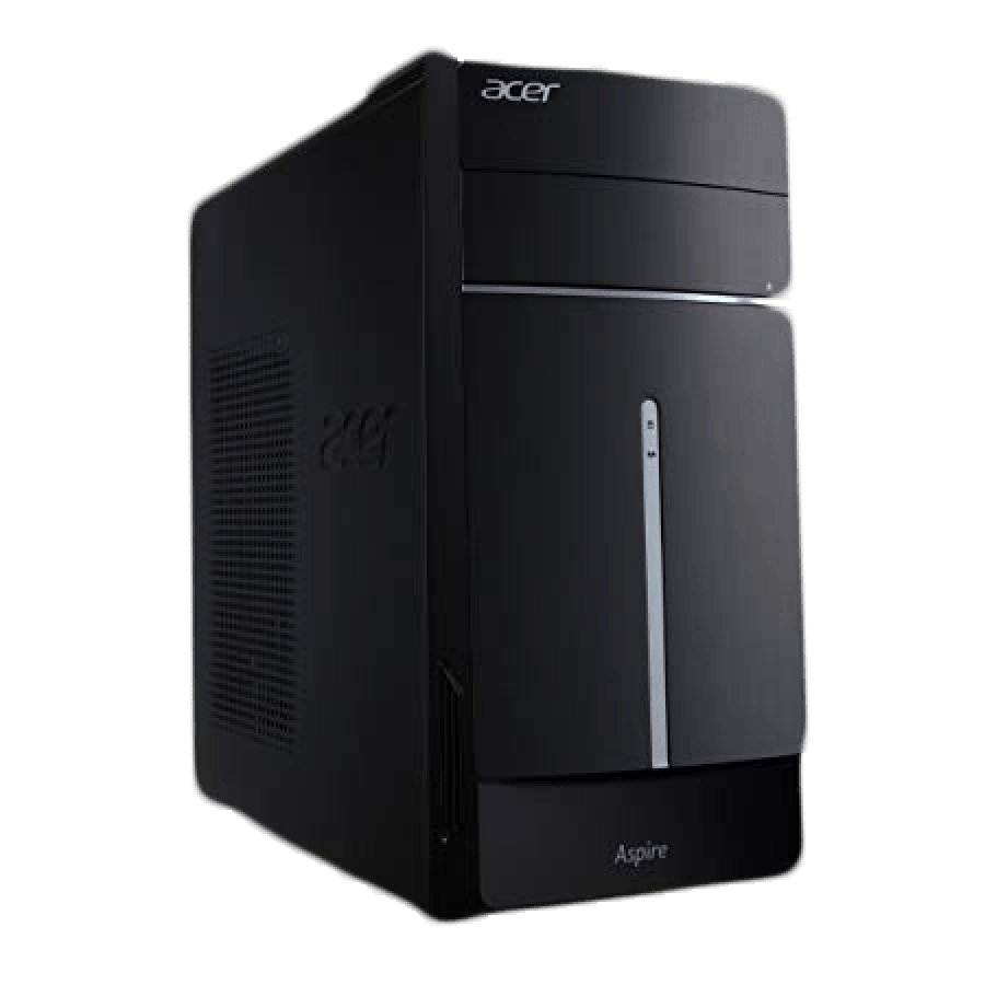 Refurbished Acer TC-605/i7-4770/12GB RAM/2TB HDD/GTX 745 4G/DVDRW/Windows 10 Pro , B
