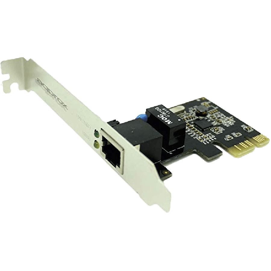 Approx (APPPCIE1000) Gigabit PCI Express Network Adapter, Low Profile Bracket