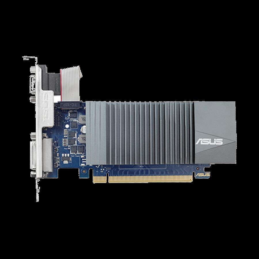 Asus GT710, 1GB DDR5, PCIe2, VGA, DVI, HDMI, Silent