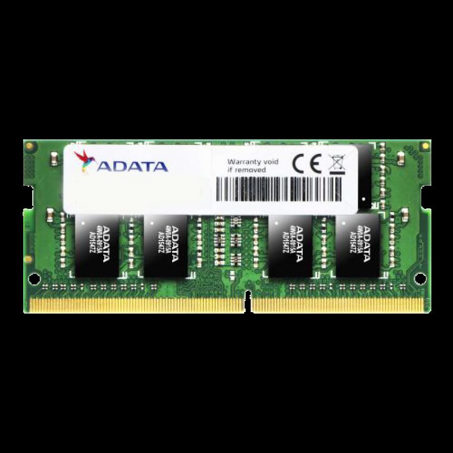ADATA Premier 8GB DDR4 2400MHz (PC4-19200) CL17 SODIMM Memory