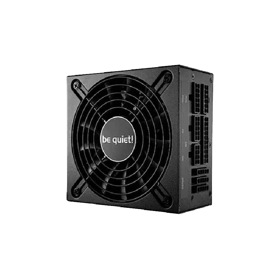 Be Quiet! 600W SFX-L Power PSU, Small Form Factor, Fully Modular, 80+ Gold, Continuous Power