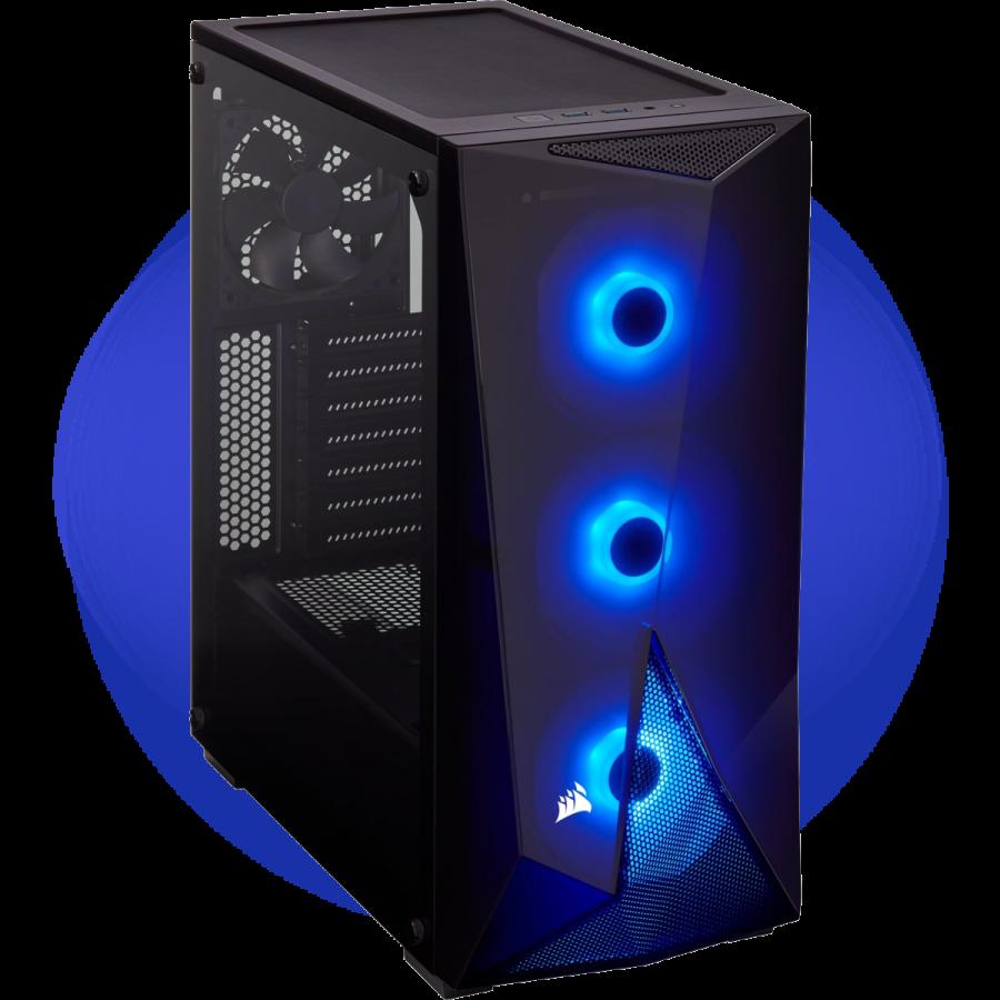 CK - Ryzen 3 Quad Core, GTX 1650 Gaming PC