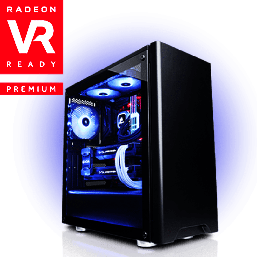 CK - AMD Radeon RX 580, Ultra Pro Gaming PC