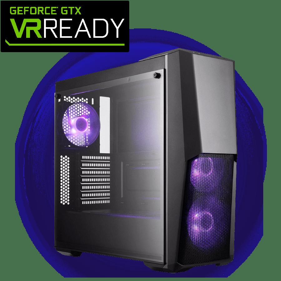 CK - Intel Core i5, GTX 1060, Ininity Pro Gaming PC
