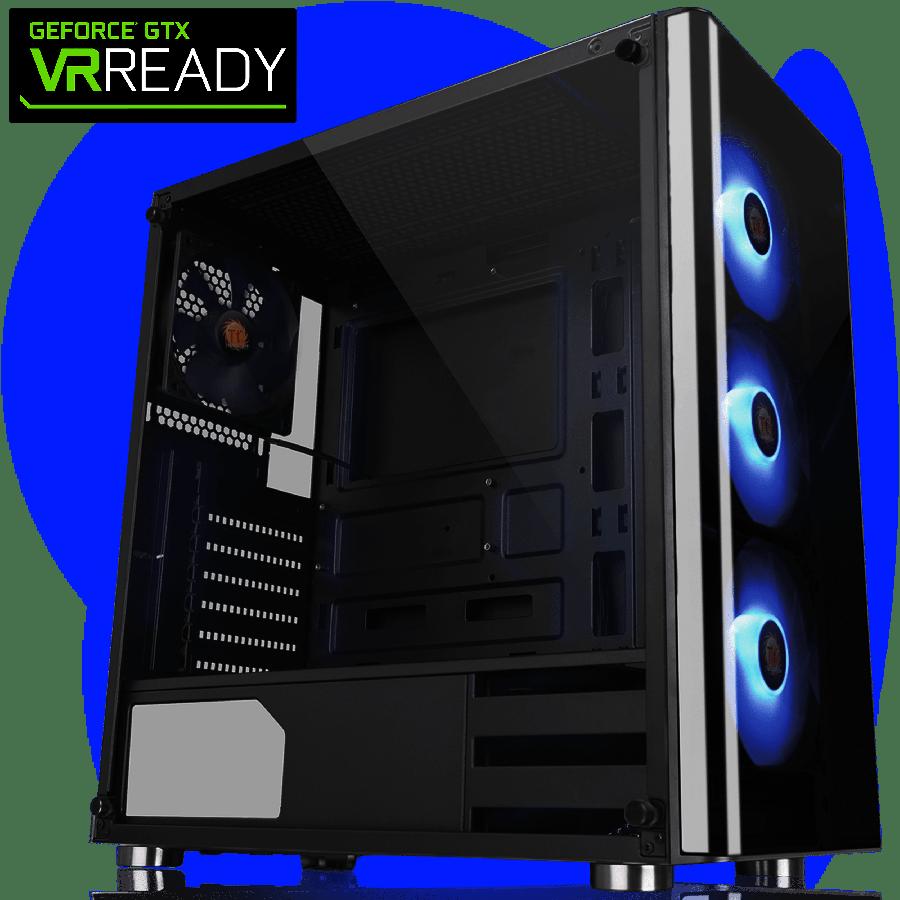 CK - AMD Ryzen 7 2700X/16GB RAM/2TB HDD/500GB SSD/GeForce RTX 2080 6GB/Gaming Pc
