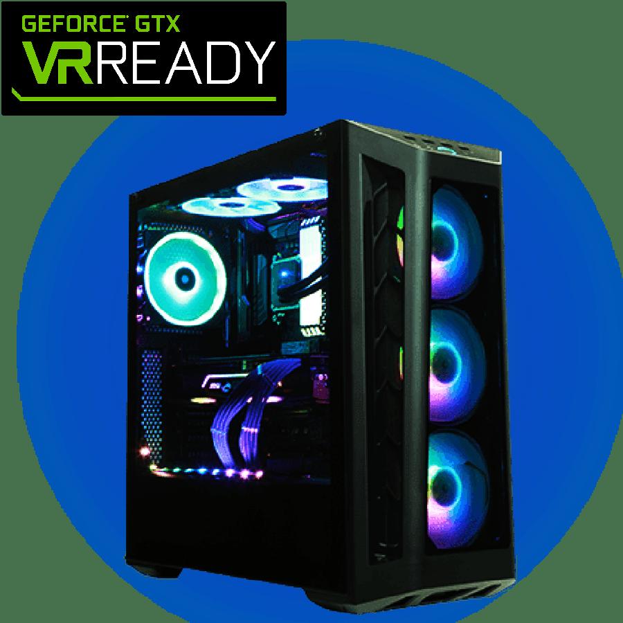 CK - Intel i5, Ininity Pro GTX 1060 Gaming PC