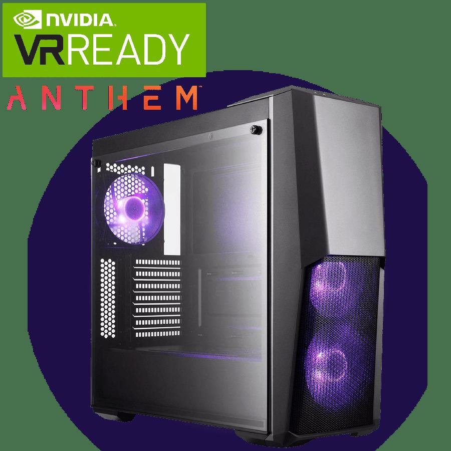 CK - Intel Core i5, Ininity Pro Gaming PC
