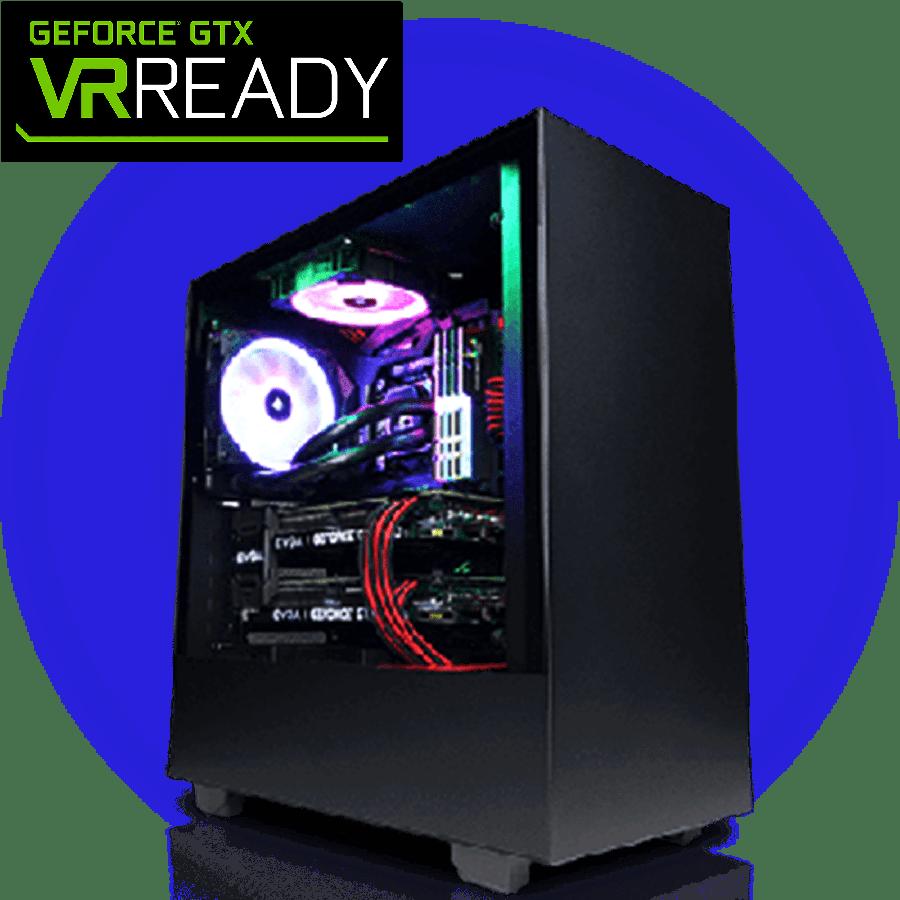 CK - Intel i5, Infinity Pro 6 Core Gaming PC