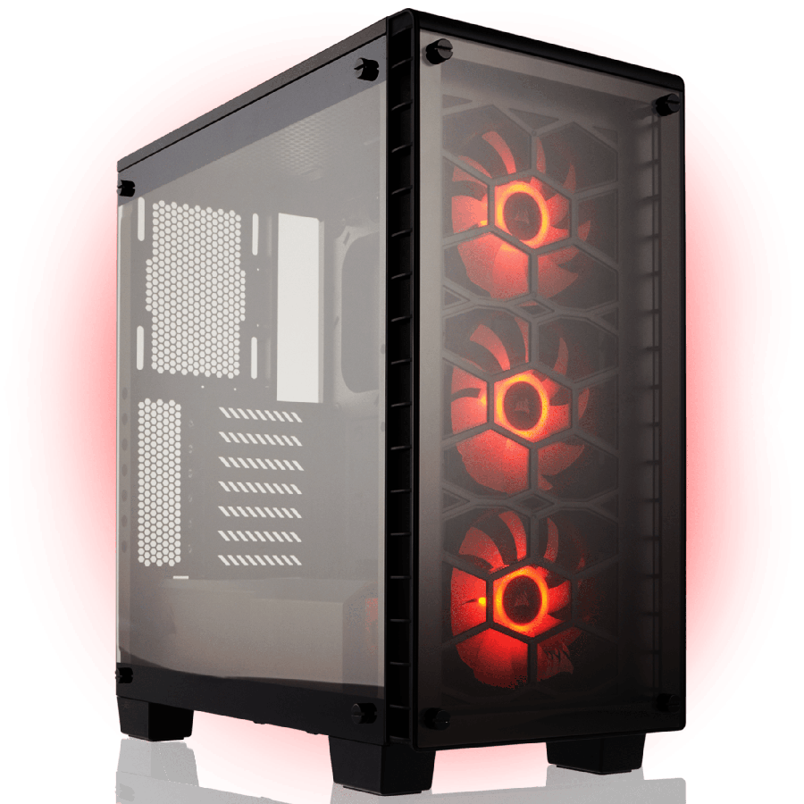 CK - AMD Ryzen 3 2200G/8GB RAM/1TB HDD/120GB SSD/GeForce GTX 1070Ti 8GB/Gaming Pc