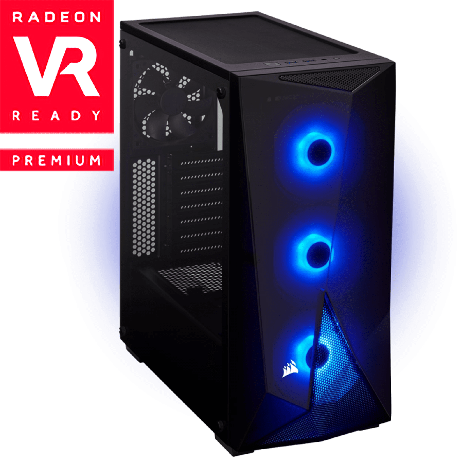 CK - Ryzen 5 Ultra Pro RX 580 Gaming PC