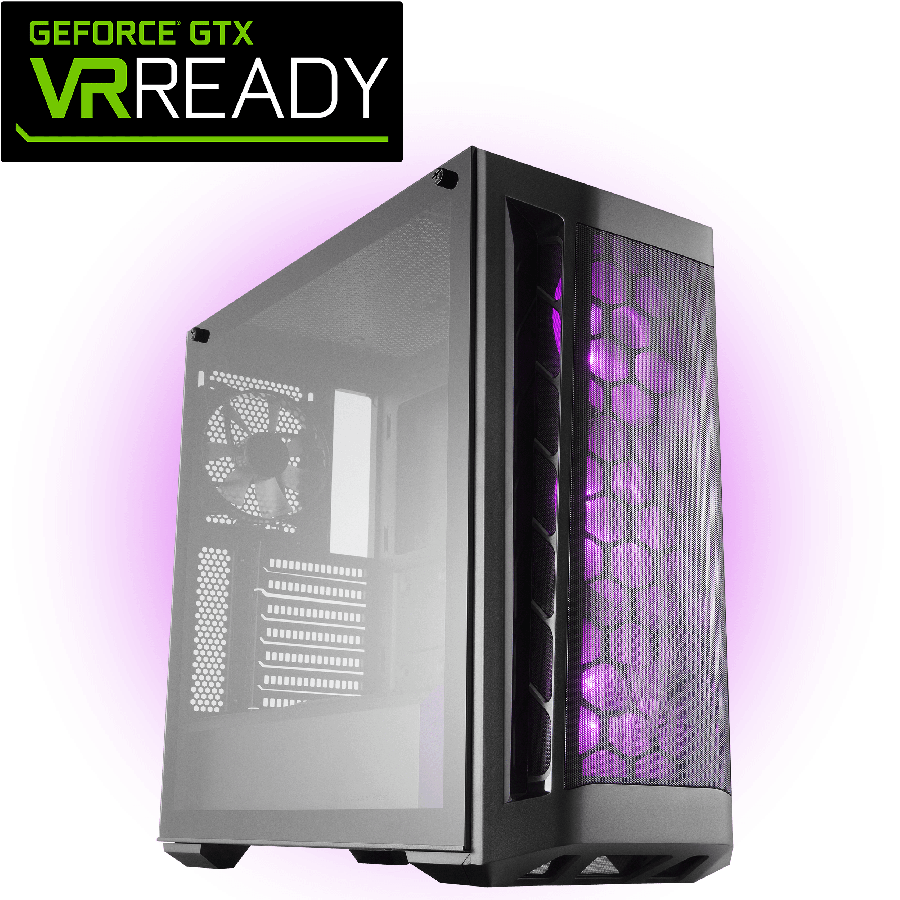 CK - Intel i5, 6 Core  RTX 2060 Gaming PC