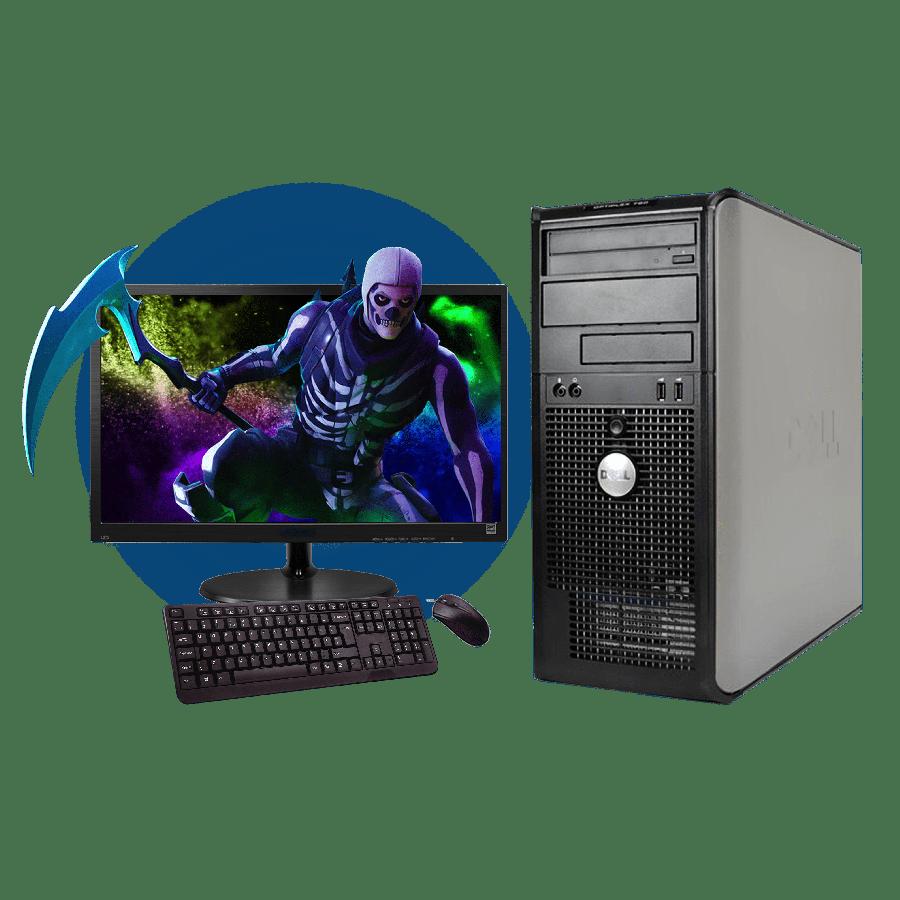 Refurb - CK Quad Core, 8GB RAM,1TB HDD, Mini Tower Gaming PC