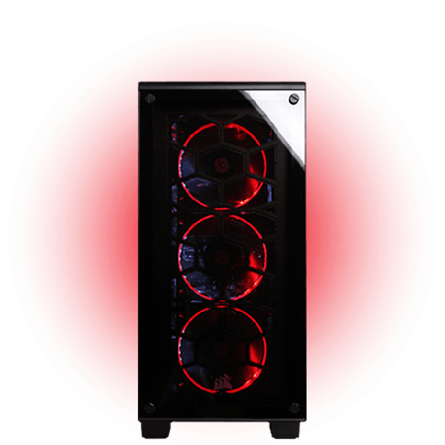 CK - AMD Ryzen 7 2700X/16GB RAM/2TB HDD/240GB SSD/Radeon RX 590/Gaming Pc