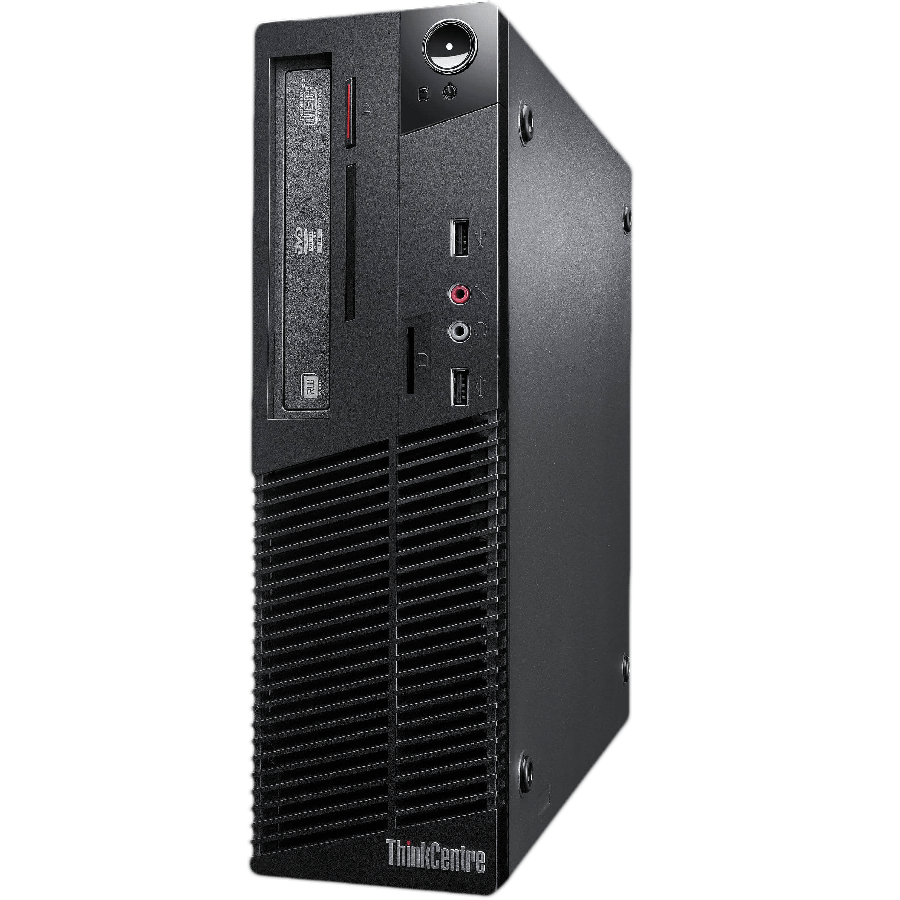 Refurbished Lenovo M93P/i5-4570/4GB Ram/500GB HDD/DVD-RW/Windows 10/B