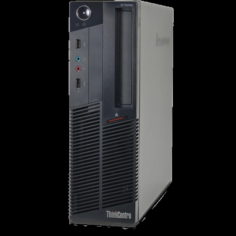 Refurbished Lenovo M90P/i5-650/4GB RAM/250GB HDD/DVD-RW/Windows 10/B