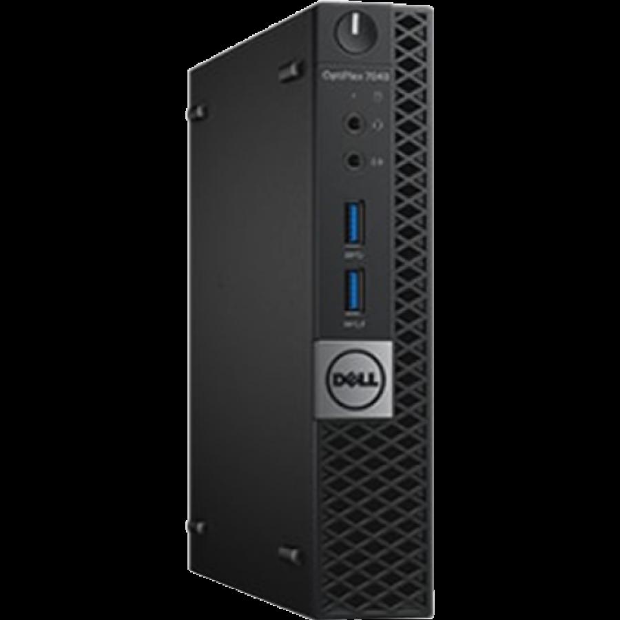 Refurbished Dell 7040M/i7-6700/16GB RAM/256GB SSD/Win 10 Pro , B