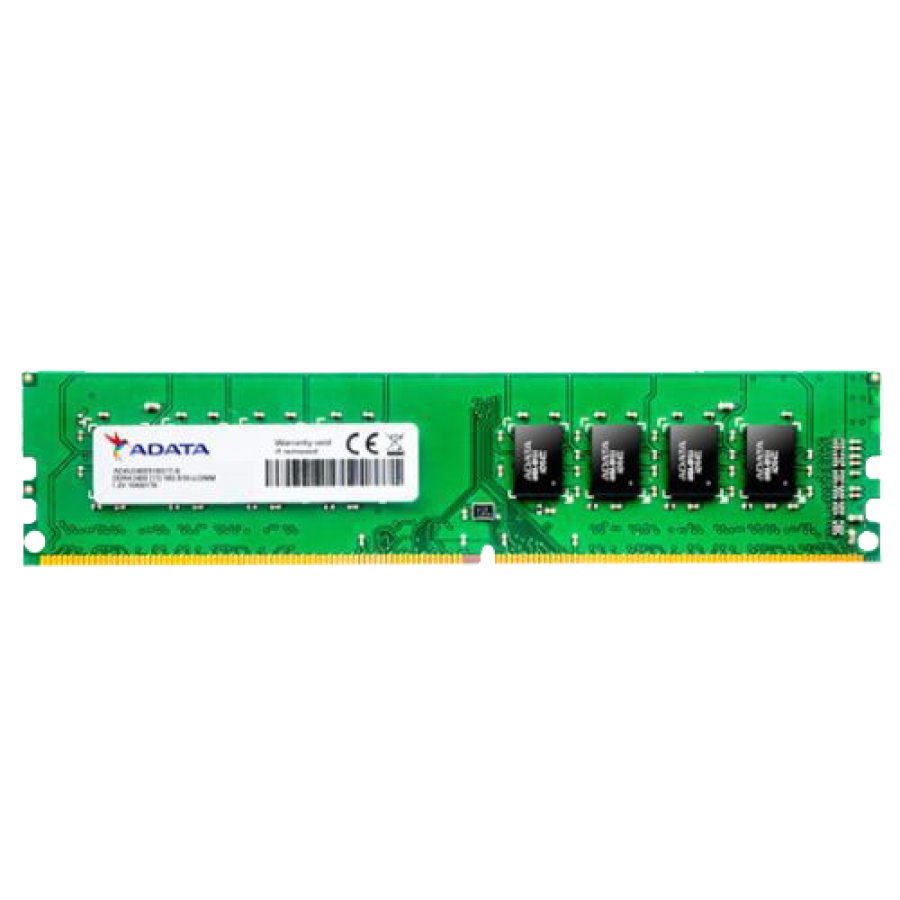 ADATA Premier 4GB DDR4 2400MHz (PC4-19200) CL17 DIMM Memory.