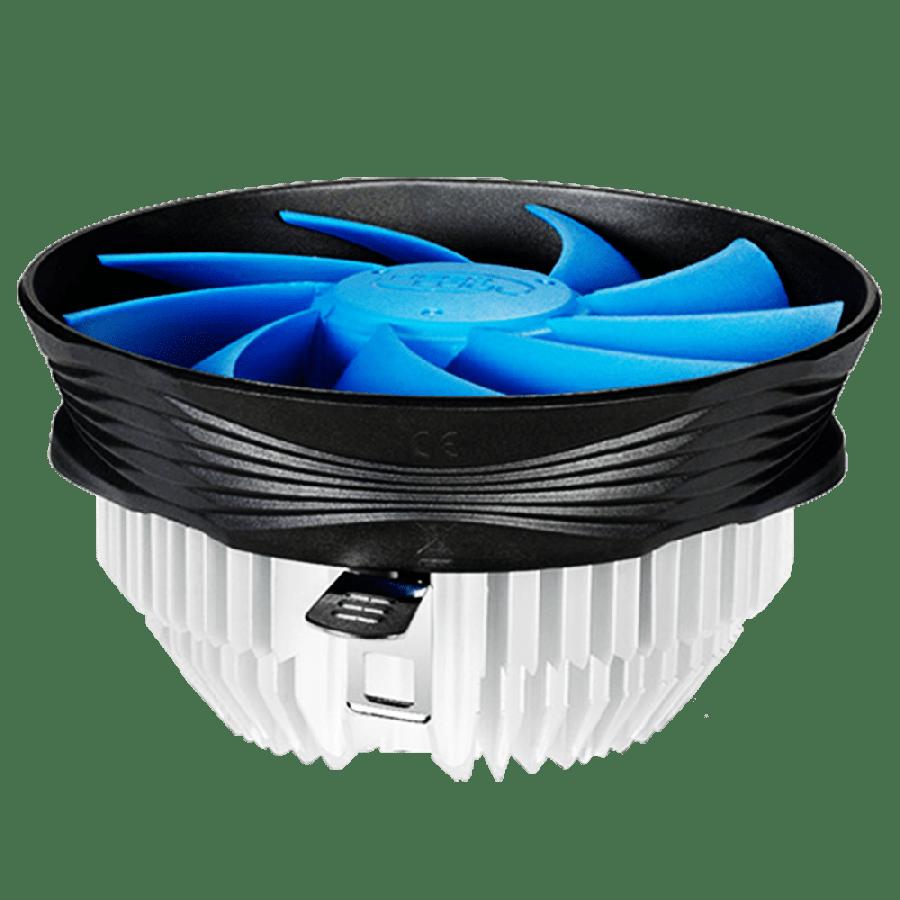 Deepcool Gamma Archer Heatsink & Fan, Intel & AMD Sockets, Fluid Dynamic - Black & Blue