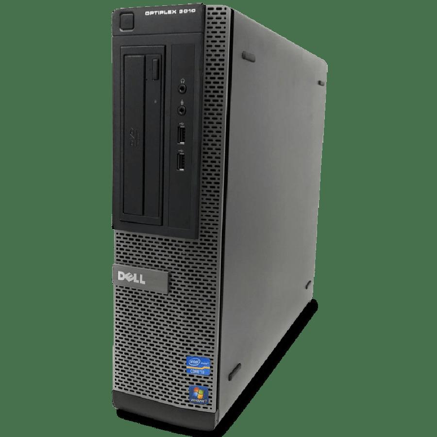 Refurbished Dell Optiplex 3010/i3-3240/4GB Ram/500GB HDD/DVD-RW/Windows 10/B
