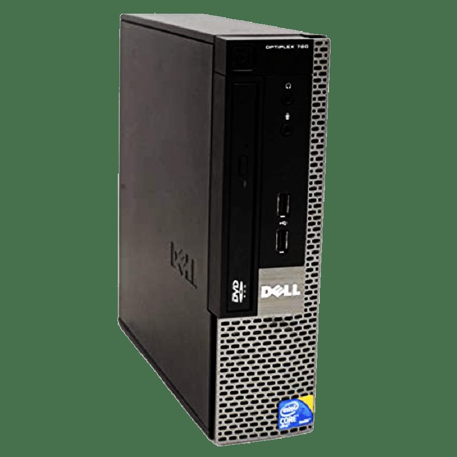 Refurbished Dell OptiPlex 780/E8400/4GB RAM/500GB HDD/DVD-RW/Windows 10/B