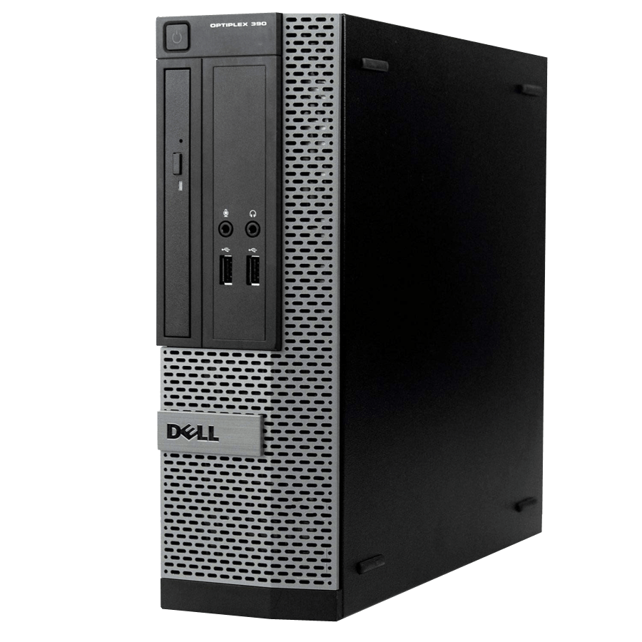 Refurbished Dell Optiplex 390/i5-2400/4GB RAM/250GB HDD/DVD-RW/Windows 10/B