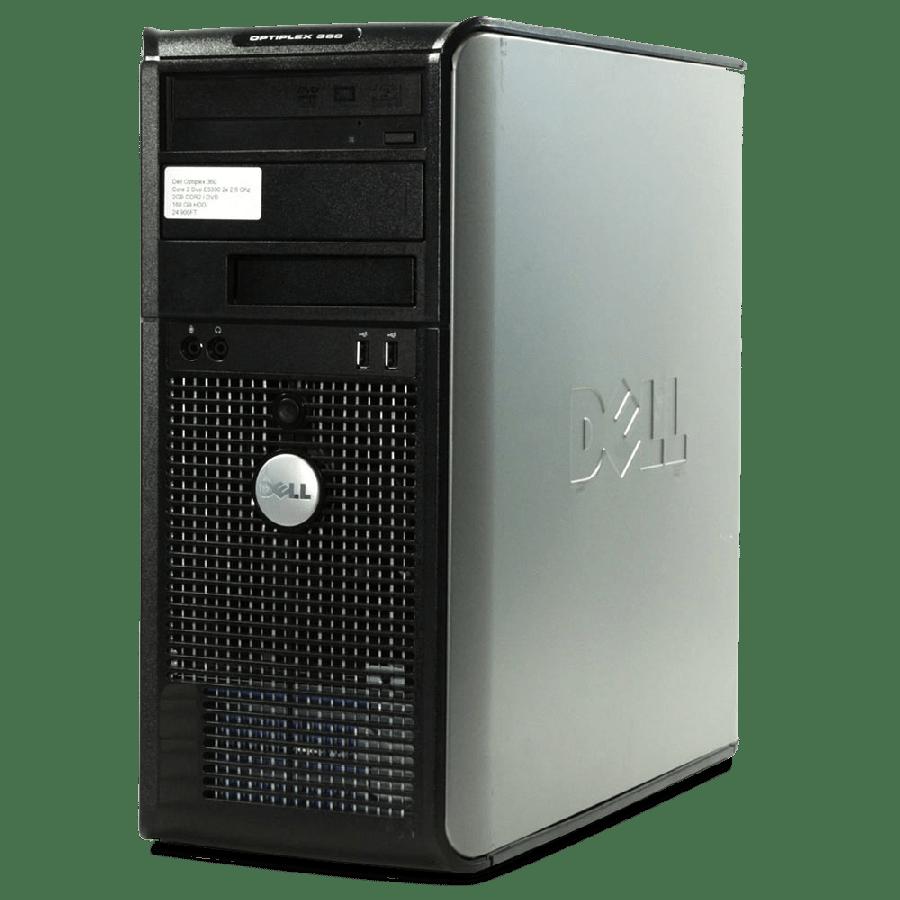 Refurbished Dell Optiplex 360/E5200/2GB RAM/80GB HDD/DVD-RW/Windows 10/B