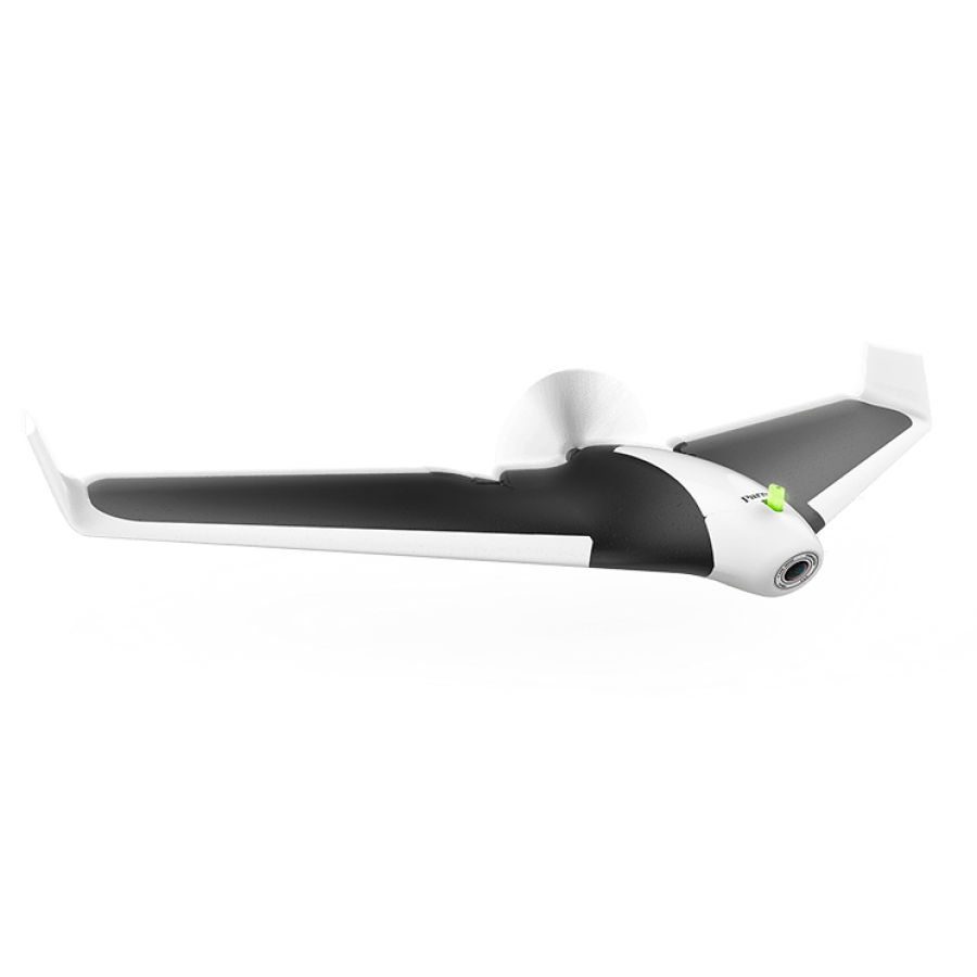 Refurbished Parrot Disco Drone with Skycontroller 2 & Cockpit FPV Glasses, B