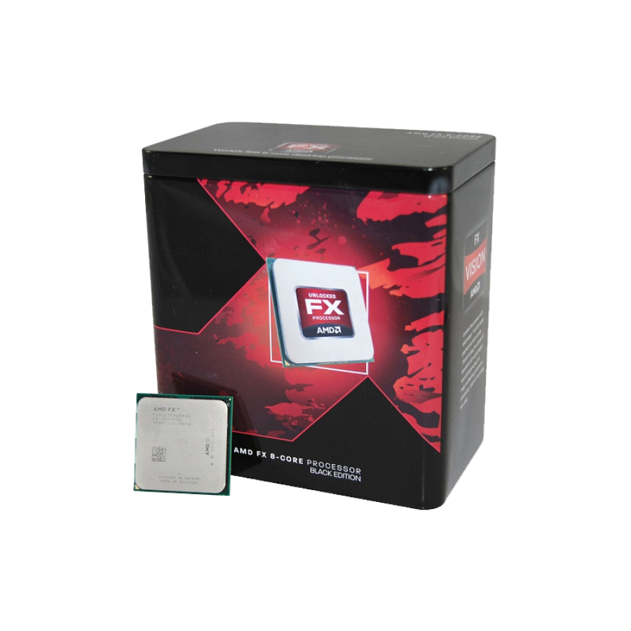 AMD FX-6300 CPU, AM3+, 3.5GHz, 6-Core, 95W, 14MB Cache, 32nm, Black Edition, No Graphics