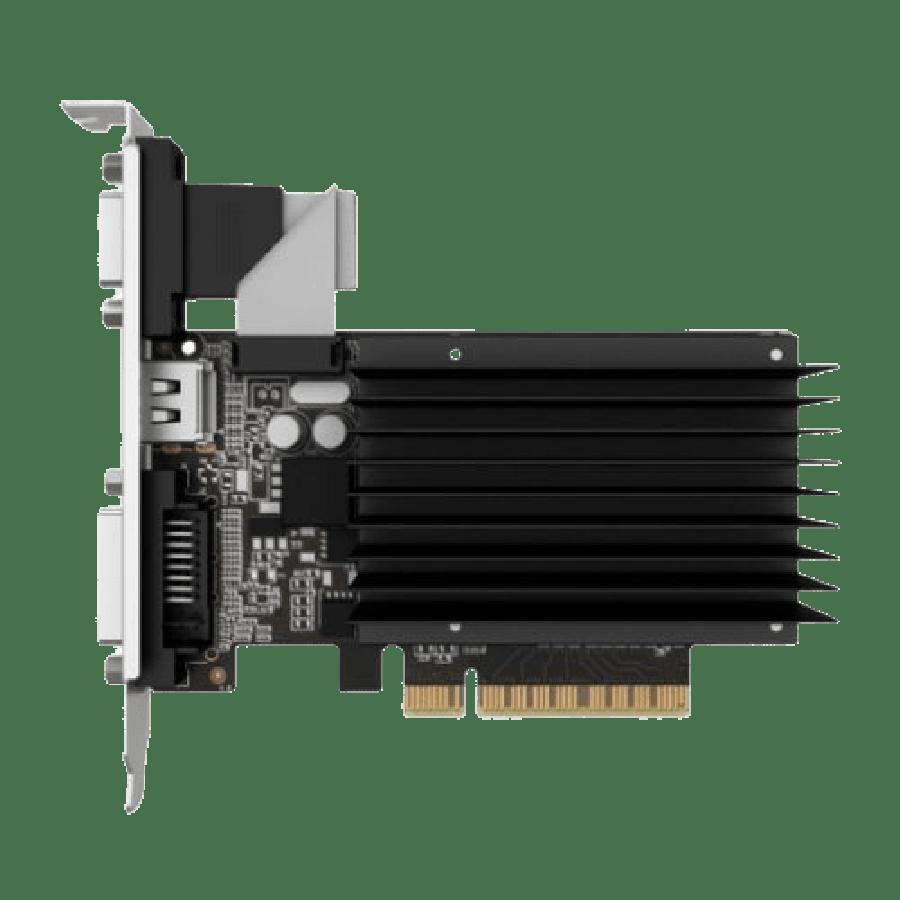 Palit GT730, 2GB DDR3, PCIe2, VGA, DVI, HDMI , 902MHz Clock