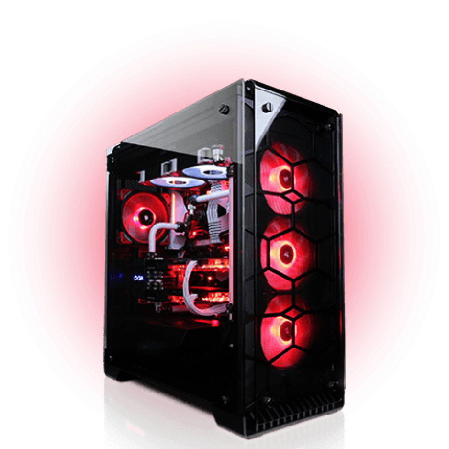 CK AMD Ryzen 8 Core Gaming PC