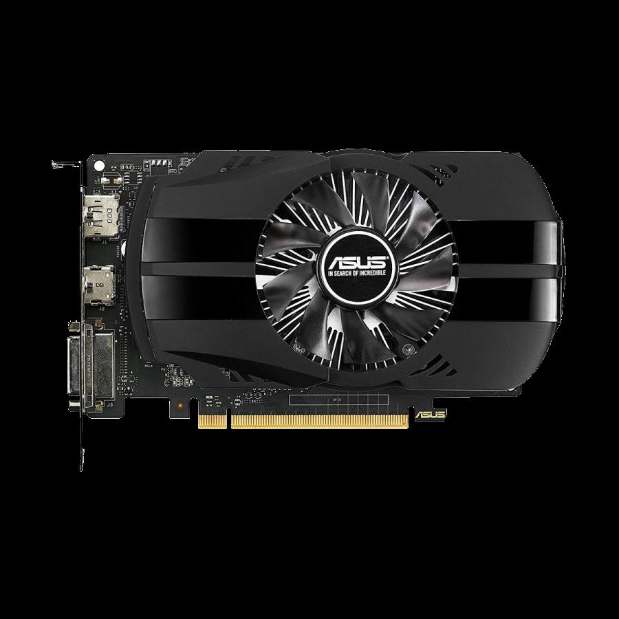 Asus Pheonix GeForce GTX1050, 3GB DDR5, PCIe3, DVI, HDMI, DP, 1518MHz Clock, Compact