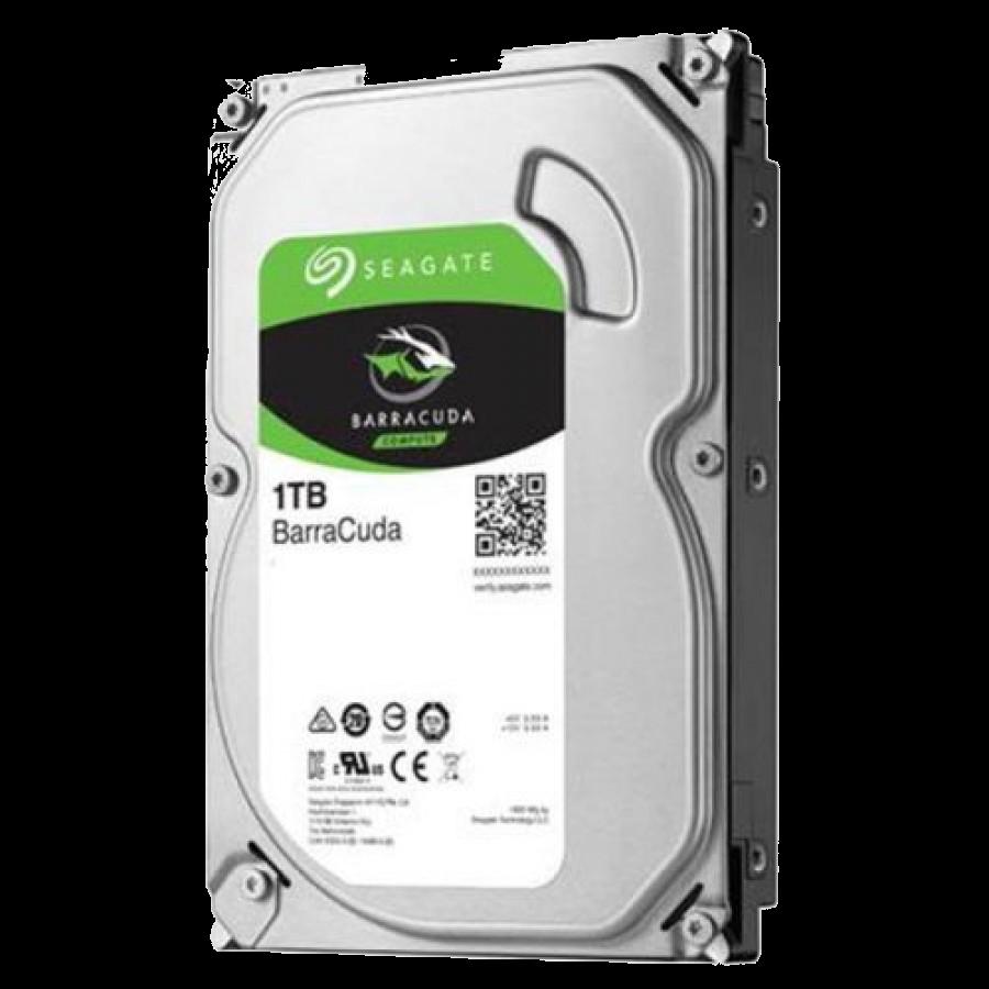"Seagate 3.5"", 6TB, SATA3, BarraCuda Pro Hard Drive, 7200RPM, 256MB Cache, 2 Yr Data Recovery Service"